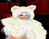 Chest Fur White