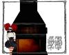 SB DollHouse Fireplace