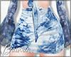 [Bw] Tie Dry Skirt