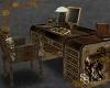 Steampunk Ladies Desk