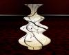 ~MNY~Cream Curvy Vase
