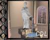 !C* S Fountain Statue