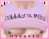 MH: Daddy's Boy