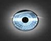 eyes blue light XIII