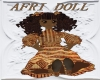 AFRI DOLL COLLECTABLE