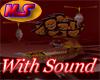 Skull Air Ship w/sound
