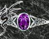 [LD]Amethyst Ring M