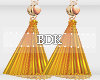 (BDK)Spring earrings
