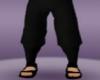 black ninja pant