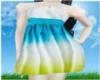 Child Tie Dye Dress :D