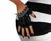 Chained Silver Gloves