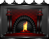 { Slyrim Fire Place }
