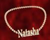 Natasha Gold Choker Req.