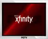 """PETV """"xfinity"""" cable"""
