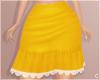 !© Boho Skirt Yellow