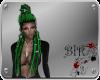[BIR]Dreads*green-black