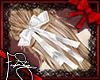FSx} White Bows