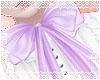 Lilac Lolita Bow
