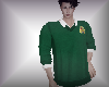 (V) Slytherin  sweater