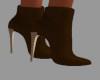 [BRI] Brown Suede Boot