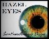 >Hazel Eyes<