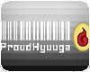 'Proud Hyuuga~