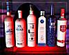 !D Vodka Bottles