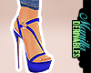 ! Lovers Heels Blue