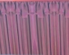 Curtain single Pink