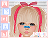 . Pink Lace Hair Bow