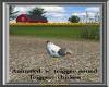 Anim Chicken w/ Sound