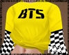BTS Jumper yellow