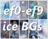 10 Frozen winter BG's