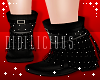 !D! Winter Boots Black