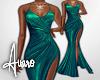 Evening Gown ~ Green 5