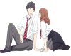 Kou and Futaba