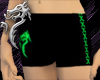 Dragons Armor Shorts