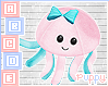 🐾 OctoPlush Pink