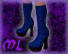 ML-Mainou Tiger Boot Blu