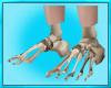 Mens Bone Feet