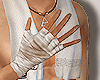 Boxer Taped Hands