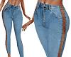 TF* Strappy Skinny Jeans