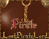 [LPL] Lady Pirate Anklet