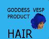 CharmN Vesp Hair