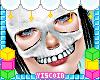 YC. Skeleton Mask