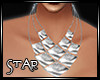 ::S:: Neoly Necklace Sil