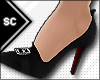 S  Witch Heels