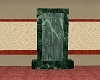 Green Marble Fountain