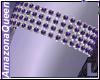 )o( Amethyst Armband L