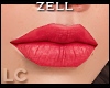 LC Zell Ruby Pink Lips